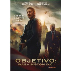 Objetivo: Washington D.C. - DVD