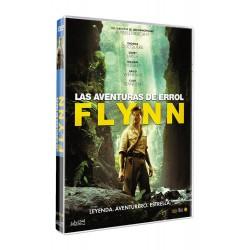 Las aventuras de Errol Flynn - DVD