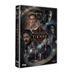 El Ministerio del Tiempo - Temporada 3 - DVD