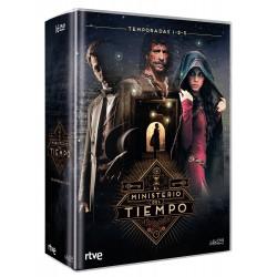 El Ministerio del Tiempo - Temporadas 1 a 3 - DVD