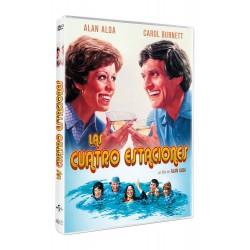 Las Cuatro Estaciones - DVD