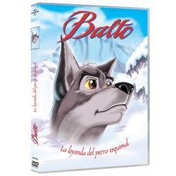 Balto 1: la leyenda del perro (dvd) - DVD