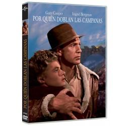 Por quién doblan las campanas (dvd) - DVD