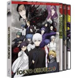 Tokyo ghoul: re episodios 13 a 24 (parte 2) - DVD