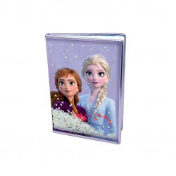 Notebook A5 Frozen 2 Snow Sparkles