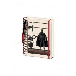 Notebook Star Wars EP9 Espiral Airfix Kylo Ren