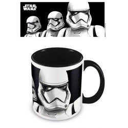 Taza Star Wars Stormtrooper Negro 320ml