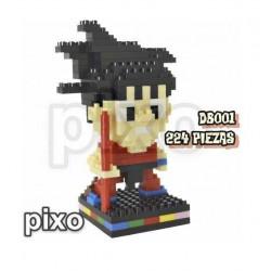 Figura Goku DB001 224 piezas