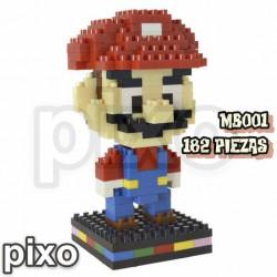 Figura Super Mario MB001 182 piezas
