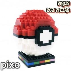 Figura Pokeball PK019 267 piezas