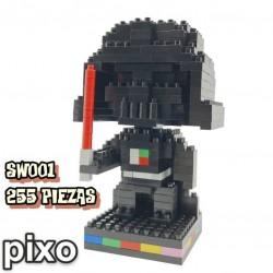 Figura Darth Vader SW001 255 piezas