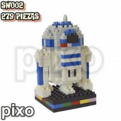 Figura R2-D2 SW002 279 piezas