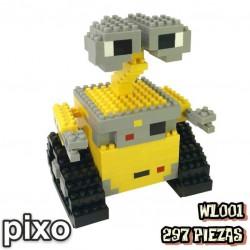 Figura Wall-e WL001 297 piezas