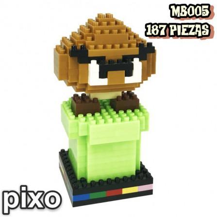 Figura Goomba MB005 187 piezas