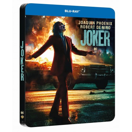 Joker (Steelbook) - BD