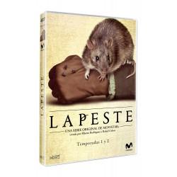 Peste, la - temporadas 1 y 2 - DVD