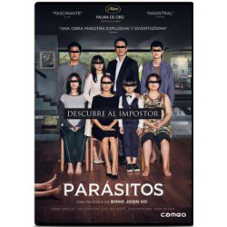 Parásitos  - DVD