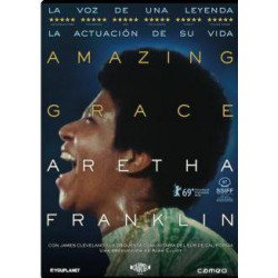 Amazing Grace (V.O.S.E.) - DVD
