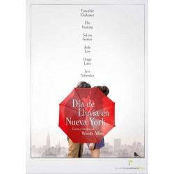 Día de lluvia en Nueva York - DVD