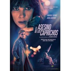 El asesino de los caprichos - DVD