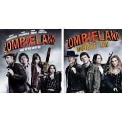 Bienvenidos a Zombieland + Zombieland: Mata y Remata  - DVD