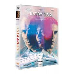 Estoy vivo - temporada 3 - DVD