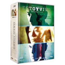 Estoy vivo - temporadas 1, 2 y 3 - DVD