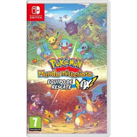 Pokemon Mundo Misterioso - Equipo de Rescate DX - SWI