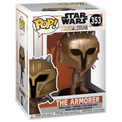 Funko Pop The Armor Mandalorian Star Wars