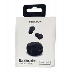 Earbuds Prixton TWS156C Negro