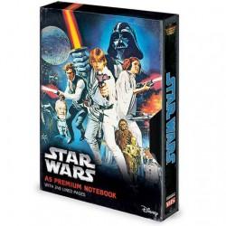 Libreta Premium A5 Star Wars A New Hope VHS