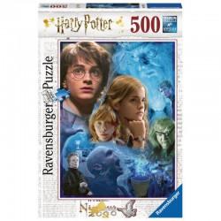Harry Potter en Hogwarts Puzzle 500 piezas