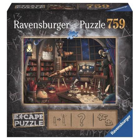 Observatorio Puzzle Escape 759 piezas