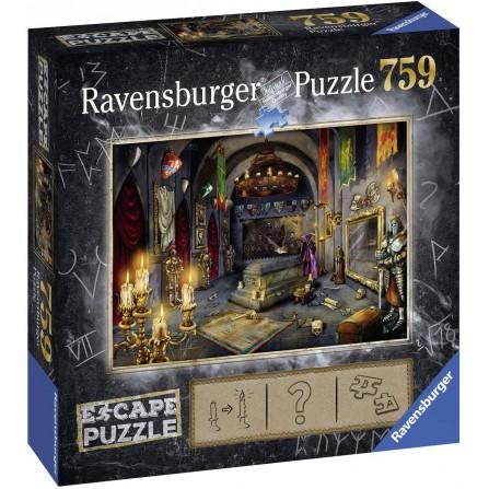 Vampiro Puzzle Escape 759 piezas