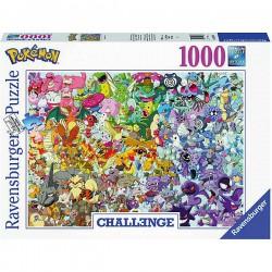 Pokemon Challenge Puzzle 1000 piezas