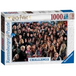 Harry Potter Challenge Puzzle 1000 piezas