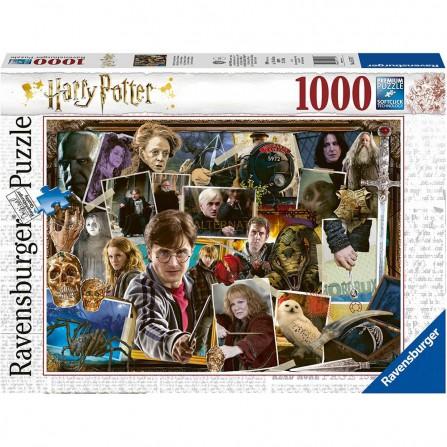 Harry Potter Vs. Voldemort Puzzle 1000 piezas