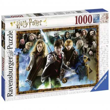 Mago Harry Potter Puzzle 1000 piezas