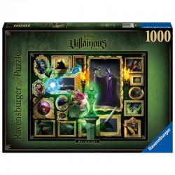Villainous - Malefica Puzzle 1000 piezas