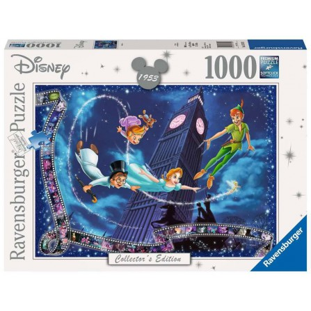 Disney Peter Pan Puzzle 1000 piezas