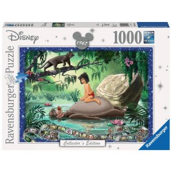 Disney Libro de la Selva Puzzle 1000 piezas