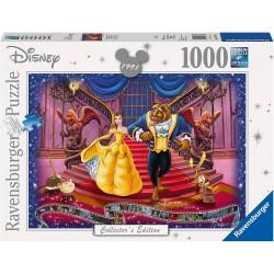 Disney Bella y Bestia Puzzle 1000 piezas