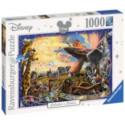 Disney Classic Rey León Puzzle 1000 piezas