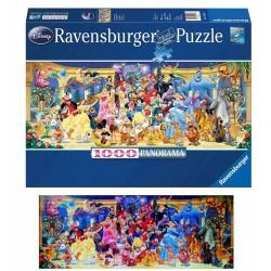 Disney Puzzle Panorama 1000 piezas