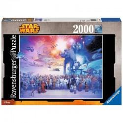 Star Wars Puzzle 2000 piezas