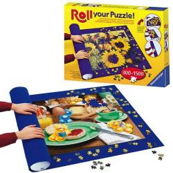 Tapete Enrrolla-Puzzle (de 300 a 1500 piezas)