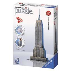 Empire State Building Puzzle 3D 216 piezas