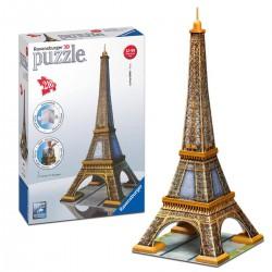Torre Eiffel Puzzle 3D 216 piezas