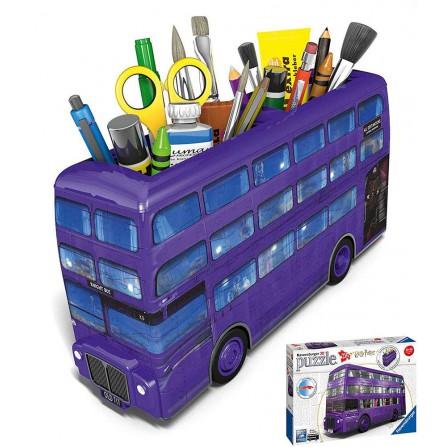 Autobús Noctámbulo Harry Potter Puzzle 216 piezas