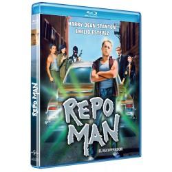 Repo Man - El Recuperador - BD